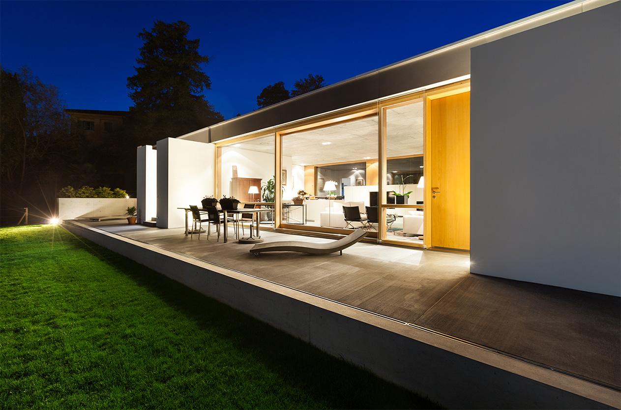 Verkaufen-Immobilienstyling-Haus